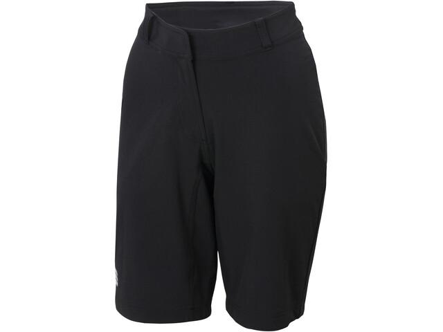 Sportful Giara Overshorts Damen black